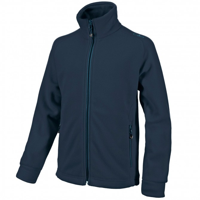 Fleece Cmp Junior blue