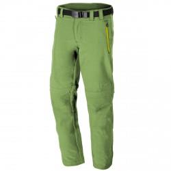 Pantalon trekking Cmp Zip Off Junior vert
