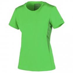 T-shirt trekking Cmp Femme vert