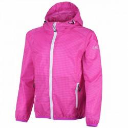 Rain jacket Cmp Girl fuchsia