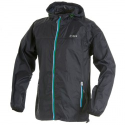 Rain jacket Cmp Junior blue