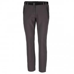Pantalones trekking Cmp Mujer gris