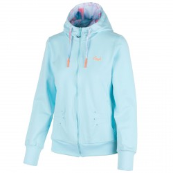 Sweat-shirt Cmp Femme turquoise
