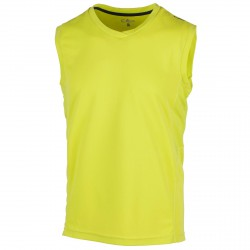 Camiseta trekking Cmp Hombre lime