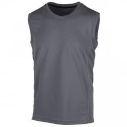 Camiseta trekking Cmp Hombre gris