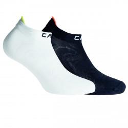 Calze Cmp Ultralight nero-bianco