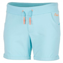 Sweat bermuda Cmp Woman light blue
