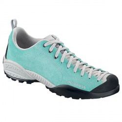 Sneakers Scarpa Mojito verde pastel