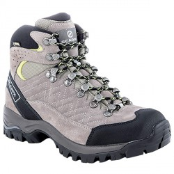 Trekking shoes Scarpa Kailash Gtx Woman grey-green