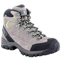 Zapatos trekking Scarpa Kailash Gtx Mujer gris-verde
