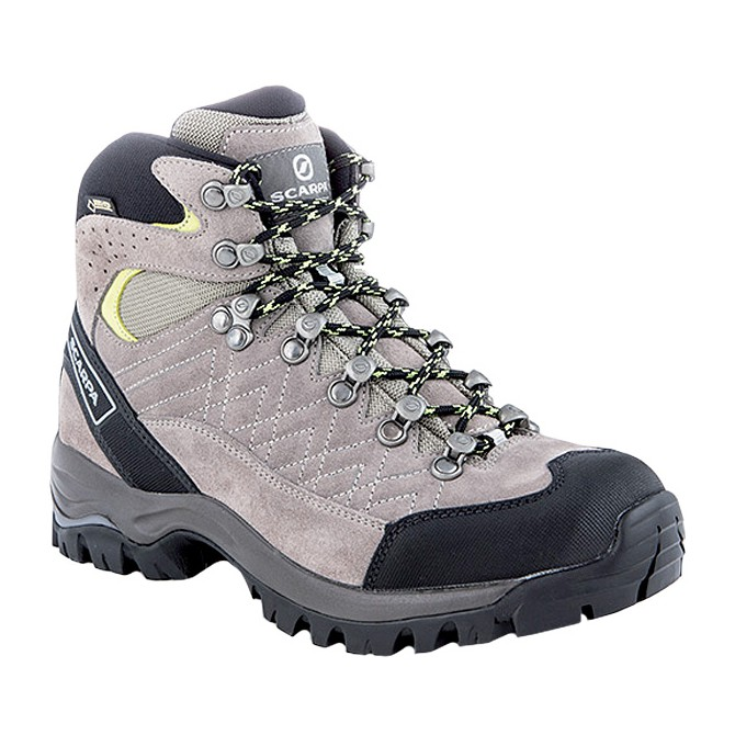 Pedule trekking Scarpa Kailash Gtx Donna grigio-verde SCARPA Trekking Mid