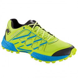 Zapatos trail running Scarpa Neutron Hombre amarillo