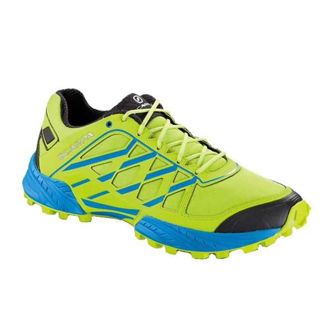 Trail running shoes Scarpa Neutron Man yellow 0b062b4edc4