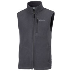 Fleece vest Columbia Fast Trek II Man grey