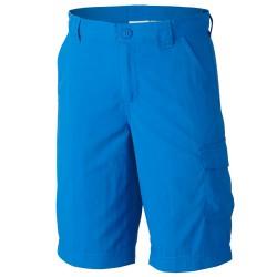 Bermuda trekking Columbia Silver Ridge III Bambino blu COLUMBIA Abbigliamento outdoor junior