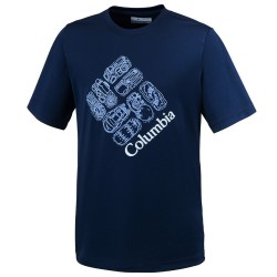 Trekking t-shirt Columbia Hike S'More Boy blue