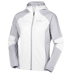 Trekking softshell Columbia Sweet As Woman white