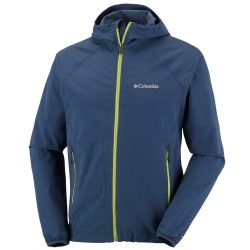 Softshell trekking Columbia Sweet As II Homme bleu