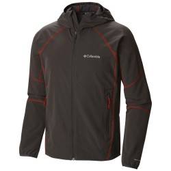Softshell trekking Columbia Sweet As II Hombre negro