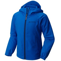 Softshell trekking Columbia Splashflash II Bambino royal