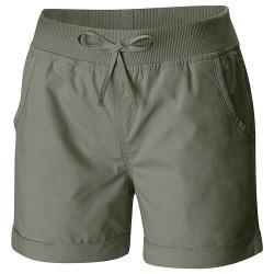 Trekking shorts Columbia 5 Oaks II Girl green