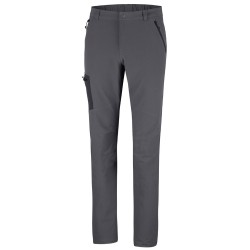 Pantalone trekking Columbia Triple Canyon Uomo grigio scuro