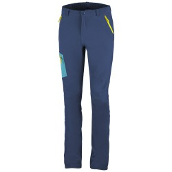 Trekking pants Columbia Triple Canyon Man blue