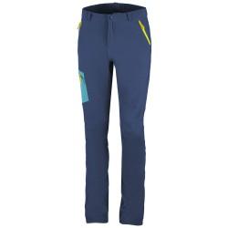 Trekking pants Columbia Triple Canyon Man blue