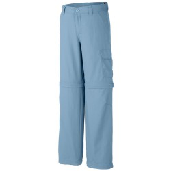 Trekking pants Columbia Silver Ridge III Junior light blue