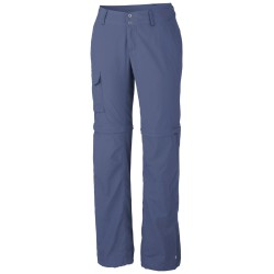 Trekking pants Columbia Silver Ridge Woman lilac