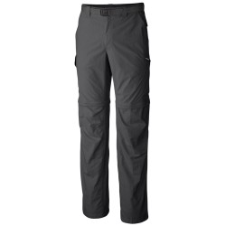 Pantalon trekking Columbia Silver Ridge Homme gris sombre