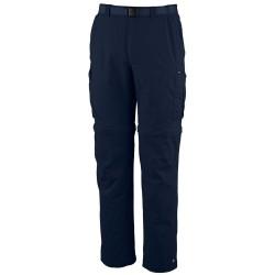 Pantalon trekking Columbia Silver Ridge Homme bleu