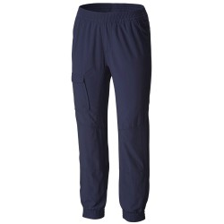 Pantalones trekking Columbia Silver Ridge Niño azul