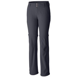 Trekking pants Columbia Saturday Trail II Woman dark grey