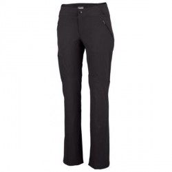 Pantalon trekking Columbia Back Up Passo Alto Femme noir
