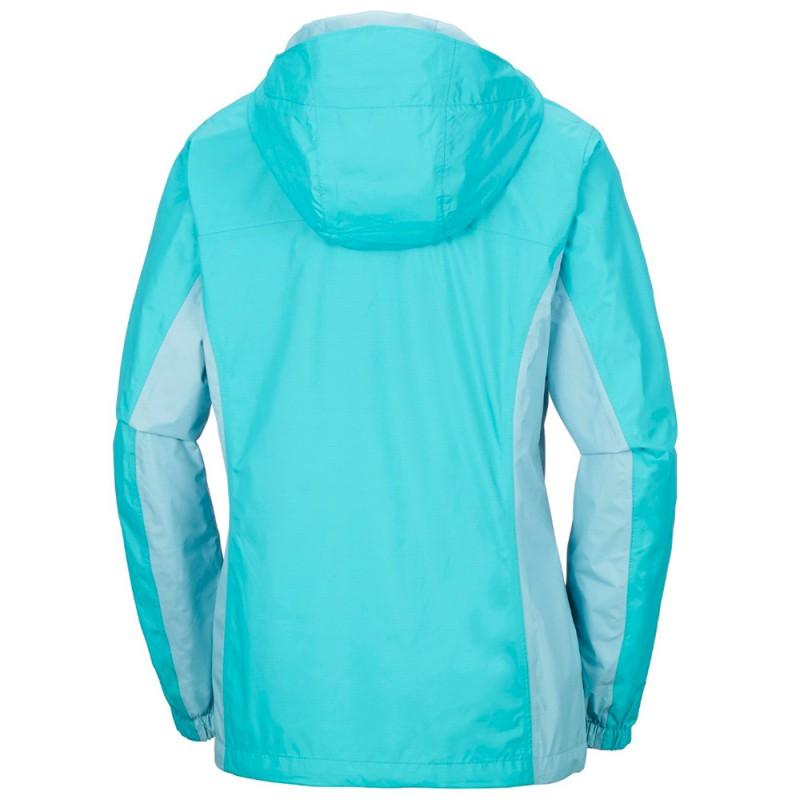 Rain Jacket Columbia Pouring Adventure Ii Woman Outdoor
