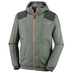 Wind jacket Columbia Flashback Man military green