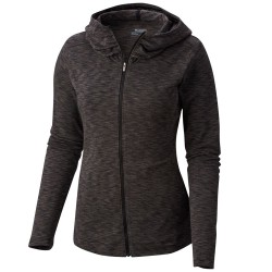 Sudadera trekking Columbia Outerspaced Mujer negro