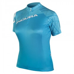 T-shirt ciclismo Endura Singletrack mujer