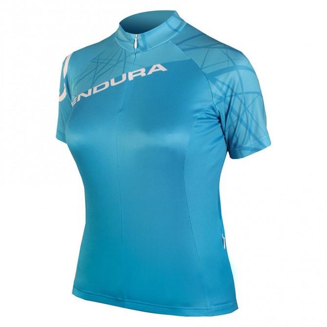 T-shirt ciclismo Endura Singletrack Donna