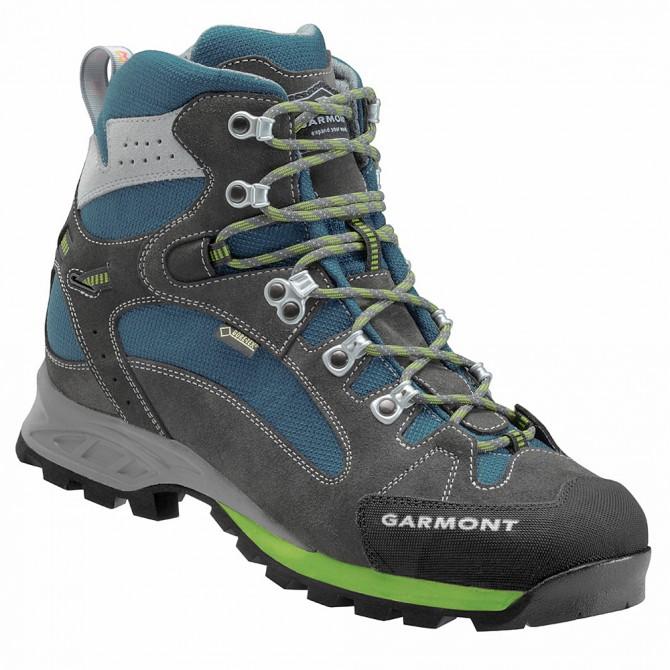 Zapatos trekking Garmont Rambler Gtx Hombre gris-azul