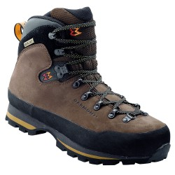 Trekking shoes Garmont Nebraska Gtx Man brown