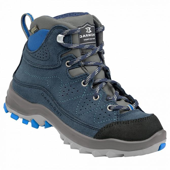 Trekking shoes Garmont Escape Tour Gtx Boy blue (28-34)