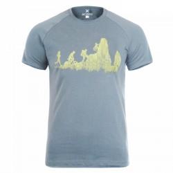 T-shirt trekking Montura Sporty Homme gris