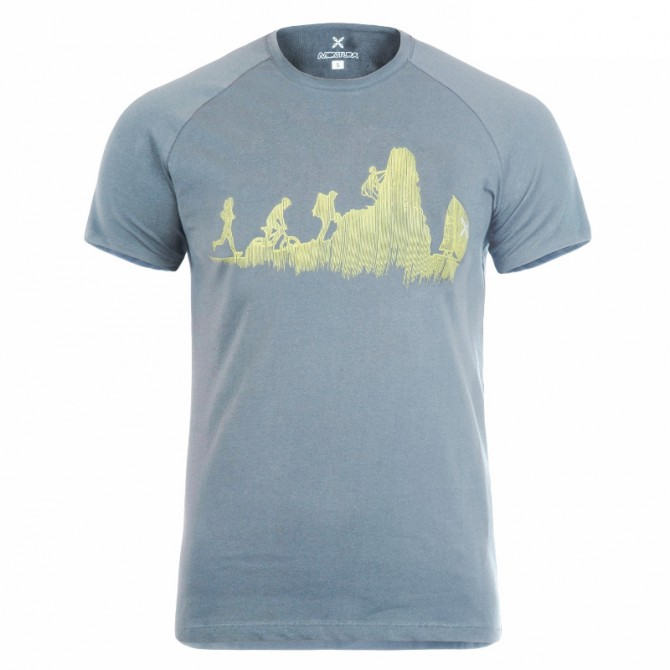 T-shirt trekking Montura Sporty Man grey