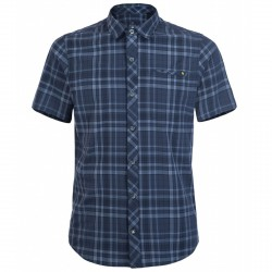 Camisa trekking Montura Felce Hombre azul