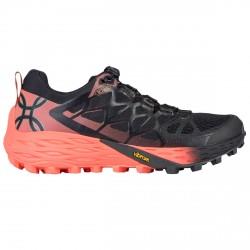 Zapatos trail running Montura Beep Beep Mujer negro-rosa