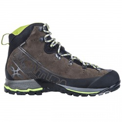 Trekking shoes Montura Altura Gtx Man brown-lime