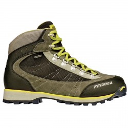 Zapatos trekking Tecnica Makalu III Gtx Hombre gris-verde