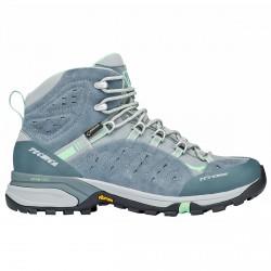 Chaussures trekking Tecnica T-Cross High Gtx Femme gris